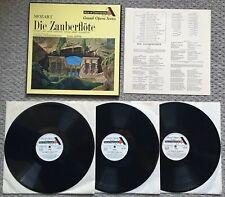 Mozart - Zauberflöte - Gueden - Lipp - Böhm - Decca AoD 3x stereo LP GOS 501-3