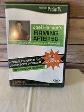 Joel Harper's Firming After 50 (DVD, 2009) 3 Workouts Plus Abs Workout
