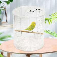 Bird Cage with Stand and Water Bowls Small Parrot Parakeet Conure Macaws Cage