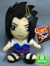 Naruto: Sasuke Uchiha 8 inch Shippuden Plush