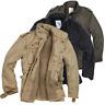 SURPLUS RAW Vintage M65 Paratrooper Herren Feldjacke U.S. Forces Winter Jacke