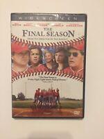 The Final Season (DVD, 2008) New