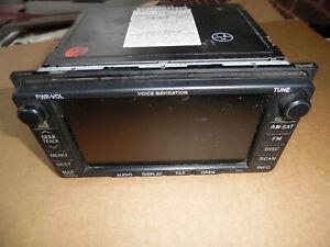 04 - 06 TOYOTA SOLARA RADIO NAVIGATION 86120 - 33590