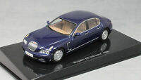 Autoart Bugatti EB218 Geneva Motor Show 1999 in Blue Metallic 50931 1/43 NEW