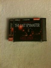 The Last Spymaster by Gayle Lynds (2011, CD, Abridged)