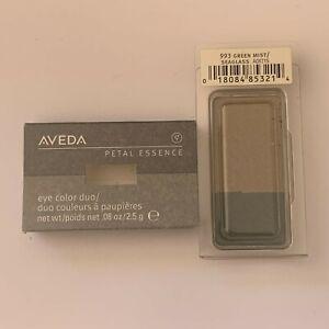 AVEDA - Petal Essence-  993 GREEN MIST / SEAGLASS  -  Eye Color Shadow Eyeshadow