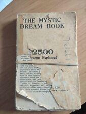 the dream book dream interpretation.