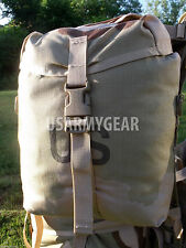 NEW Made in USA Army Military Surplus Desert MOLLE Sustainment Utility Pouch GI