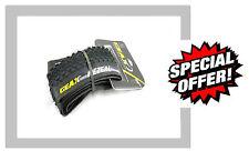 1 x Mountain Bike Knobbly Tyre Geax Mezcal TNT 26 x 1.90 Folding Cross Country