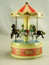 Vintage Carousel Toy Yaps Plastic Plays Carousel Waltz