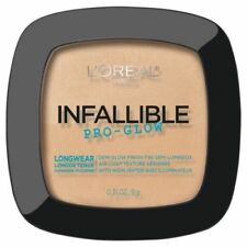 LOREAL Infallible Pro Glow Lasting Powder Highlighter NUDE BEIGE 23