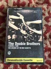 the doobie brothers - farewell tour   . cassette