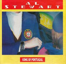 AL STEWART King Of Portugal 45 - Promo