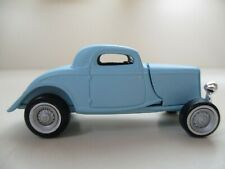 JOHNNY LIGHTNING - RETRO RODS - (1934) '34 FORD COUPE HOT ROD - (LOOSE)