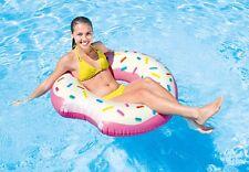 Donut mit Biss Schwimmring Schwimmreifen Badespaß 1,07m 56265