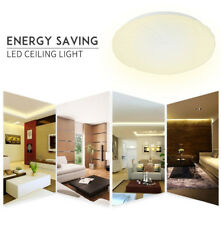 LED 18W Ceiling Light Fixture Round Flush Mount Energy Saving for Room Balcony