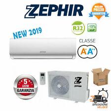 CLIMATIZZATORE CONDIZIONATORE ZEPHIR ZEM12000  12000 BTU CLASSE A++/A+ GAS R32