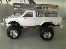 1/10 RC Pickup Model 4*4 Rally Car Racing Crawler RTR LED Sounds System Gearbox