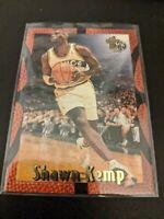 1994-95 Topps Embossed Pack Fresh Mint Shawn Kemp Super Sonics