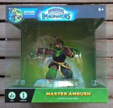 Figurine Master Skylanders Imaginators Sensei Ambush NEUF