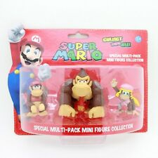 3pcs/set Cute Super Mario Bros. Donkey Kong Action Figures Toys Dolls Decoration