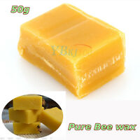 50G 100% Food Cosmetic Grade soap raw material Organic Natural Pure Bee wax MP
