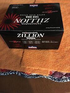 team daiwa zillion reels 7.1:1 Gear Ratio