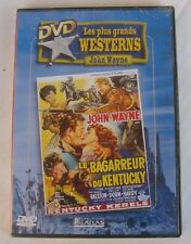 DVD LE BAGARREUR DU KENTUCKY - John WAYNE / Vera RALSTON - NEUF