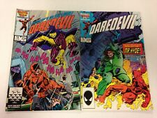 Daredevil #234 235 236 237 238 239 240 241 242 243 1st Nameless One Rotgut