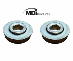 MDI 2x Replacement Wheel Bearings 12mm Bore, Trolley, Sack Truck, wheelbarrows