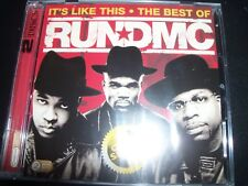 RUN DMC It's Like This - The Best Of Run Dmc (Gold Series) (Australia) 2 CD NEW
