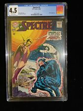 DC Comics:The Spectre #3, 3-4/68, CGC 4.5 Off-White Pages, 7003