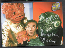 LOST IN SPACE CLASSIC (Inkworks) Pack-Pulled Autograph Card #P3 JONATHAN HARRIS