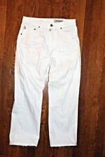 Adriano Goldshmeid Women's Jeans The Rhett High Wasted Straight  Size 30 R