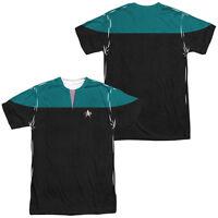 Alien Movie Chestburster 1-Verso sublimées Big Imprimé Poly T-Shirt