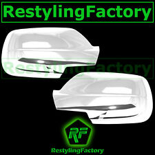 Triple Chrome plated ABS Mirror Cover - 1 pair for 05-10 JEEP GRAND CHEROKEE