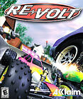 Re-volt Pc Computer Racing Game 1999 Cd-rom Acclaim Vintage