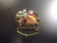 F1 Grand Prix Hockenheim 1999 pin