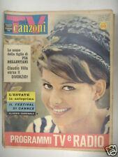 CARDINALE PRESLEY TV SORRISI E CANZONI 14 MAGGIO 1961