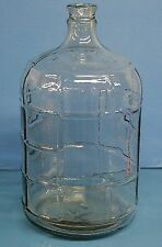 6 Gallon Glass Carboy New in Box From Italy