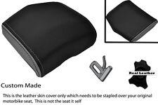 GREY & BLACK 08-12 CUSTOM FITS YAMAHA 600 YZF R6 REAR SEAT COWL PAD COVER