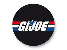 "Pin Button Badge Ø25mm 1"" Symbole Logo G.I. Joe Cobra"