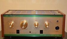 Leben CS-300X(S) Integrated Stereo Tube Amplifier (Ex-Display)