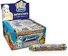 Budgie Honey Bars & Seed Bells & rings  Mixed Pack 10 of each 30only £0.65p each