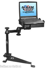 RAM No-Drill Laptop Mount for Ford Edge (2007-2011),  Fusion (2013-2014), Fiesta
