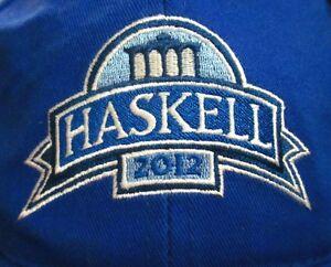 HASKELL INVITATIONAL baseball hat 2012 thoroughbred horse racing cap sewn