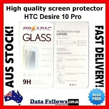 HTC Desire 10 Pro Tempered Glass Screen Protector LCD D10 9h Ultra Clear