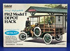 Gabriel METAL KIT 1/20 1912 Model T Depot Hack    Kit 26443
