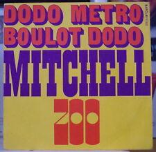 EDDY MITCHELL/ZOO DODO METRO BOULOT DODO FRENCH SP BARCLAY 1970