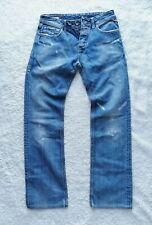 Jack & Jones Mott indigo blue Jeans 30 32 blau M S Herren Hose